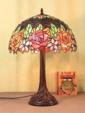 Art Tiffany Table Lamp 761