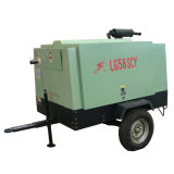Diesel Drive Air Compressor 80HP (LG58SCY)