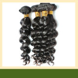Indian Temple Hair Virgin Indian Human Hair Weft Extensions (ZYWEFT-62)