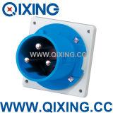 IP44 63A 3p Industrial Socket & Plug (QX1981)