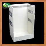 White Double Floors Acrylic Hamster Double Floors Pet Cage