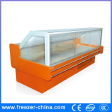 Famous Brand Factory Sell Plug-in Deli Refrigerated Showcase