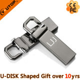 Laser Logo Gun-Silver Hook Gift USB3.0 Disk (YT-3258-3.0)