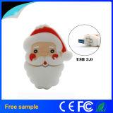 Wholesale 16GB Santa Claus USB3.0 Pen Drive for Promotion (JV1197)