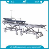 AG-HS011 Movable Advanced Hospital Patient Used Ambulance Stretcher Prices