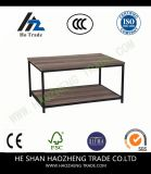 Hzct001 Coffee Table Walnut Wooden Furniture