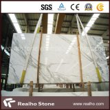 Italy White Marble Stone White Marble Slab for Wall/Flooring/Countertop