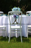 Resin Napoleon Chair for Wedding Hall/Restaurant Catering