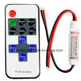 RF Wireless Controller Mini Dimmer for Single Color LED Lights