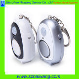 Personal Keyring Attack Panic Security Alarm with Torch (SA-810)