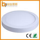 Home Light 24W Round Surface Mounted LED Ceiling Panel Lighting