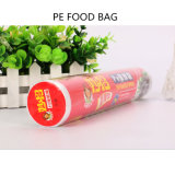 PE Preservation Bag Clear Food Package Bag 3 Rolls