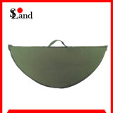 Green Telescopic Rod Reel Pouch Bag