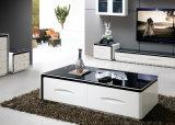 Popular Model Coffee Table MDF Functional Furniture (CJ-B108A)