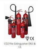 Ce 2kg CO2 Fire Extinguisher