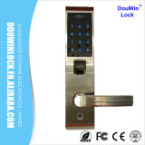 2017 New Stainless Steel Fingerprint Door Lock with Touch Screen