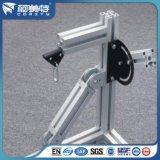 ISO 6063 T5 T Slot Aluminium Profile with Customized Surface