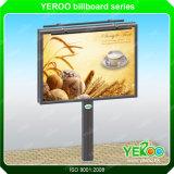 Steel Billboard-Metal Board-Metal Billboard- Lighting Signage