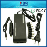 100W Manual Universal Laptop Home and Car Adapter