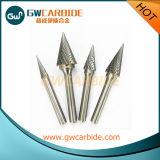 Precision Cutting Flutes Tungsten Carbide Rotary Burrs