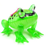 PVC Inflatable LED Frog Toy Animal
