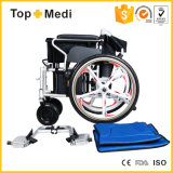 Topmedi Five Fork Wheel Foldable Detachable Power Electric Wheelchair Prices