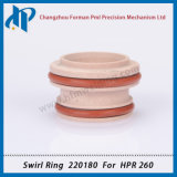 Swirl Ring 220180 for Hpr260 Plasma Cutting Torch Consumables