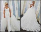 2017 Bridal Ball Gown Lace Mermaid Wedding Dress CS23