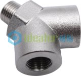 Brass Fitting Pneumatic Fitting with CE/RoHS (HPYFFM)