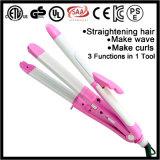 3 in 1 Hair Straightener and Hair Curler (V176)