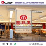 Indoor/Outdoor P3.75/P5/P7.5/P10 Transparent/Glass/Window/Curtain LED Video Display Screen/Sign/Wall for Advertising