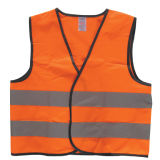 Children Basic Style Safety Reflective Vest