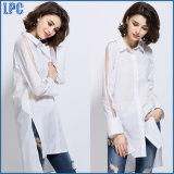 New Best Selling Loose Big Size Casual Long Shirt
