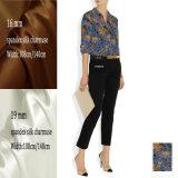 High Quality Fashion Design Digital Printed Silk Stretch Satin Fabric for Dress