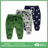 Star Fashion Blue Grey Green Kids Casual Pants