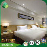 India Modern Style Solid Wood Hotel Bedroom Furniture (ZSTF-02)