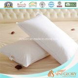 Professional Luxury Pillow White Goose Duck Down Filling Bedding Pillow