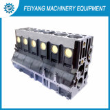 Wd615 Engine Cylinder Block 61560010095b