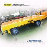 15t Cargo Flat Bed Trailer for Warehouse Transport