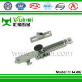 Single Side Sliding Door & Window Lock with Key