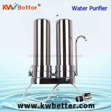 Stainless Steel Sterilization Peculiar Smell Rust Removal Doubledesktop Water Purifier