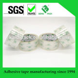 Popular Sale Super Clear No Noise Sealing Tape