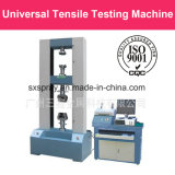 Universal Material Tensile Strength Testing Machine Touch Screen Control Device with Compression, Bending Test Function for Rubber Plastic Textiles Metals