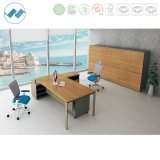 Modern Office Furniture L-Shape Office Table Melamine Computer Desk (Vogue-MD24)