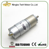 Motor Manufacturer 42mm 12 Volt DC Motor High Torque Low Rpm