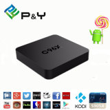 C96X Android TV Box 1g 8g S905X Quad-Core Kodi16.0 WiFi Android 5.1 Smart TV Box Media Player