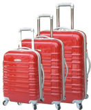 ABS Trolley Case in Size 20/24/28 with Expandable Zipper