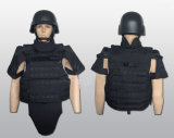 Bulletproof Vest/Full Guard/Soft Body Armor|Police/ Tactical/Military Vest (BV-X-033)