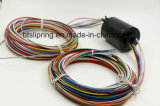 Through Hole Slip Rings ID 12mm for Rotating Winch /Crane, Auto-Lift