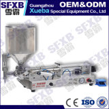 Sfgg-120 Full-Pneumatic Semi Automatic Paste Filling Machine